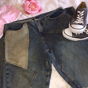 Bebe jeans vintage 💥 hot 💥 look size 10